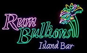 Rum Bullion Island Bar