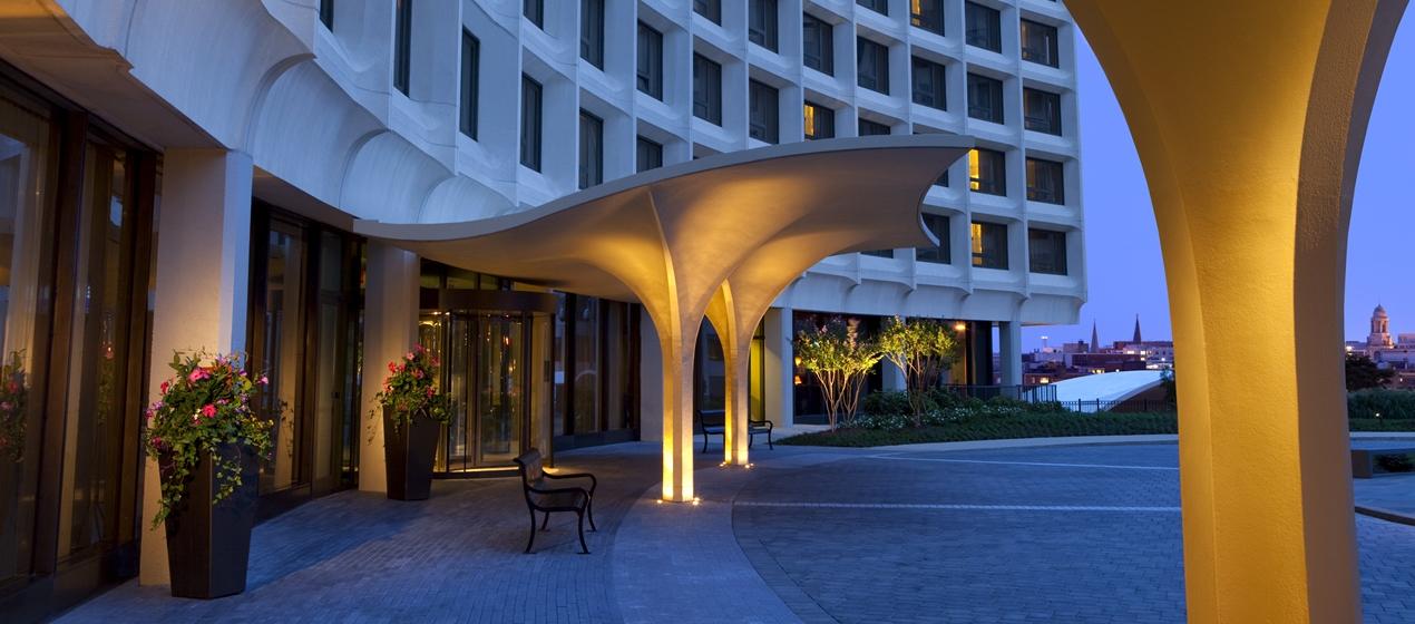 Best Restaurants Near W Hotel Washington Dc